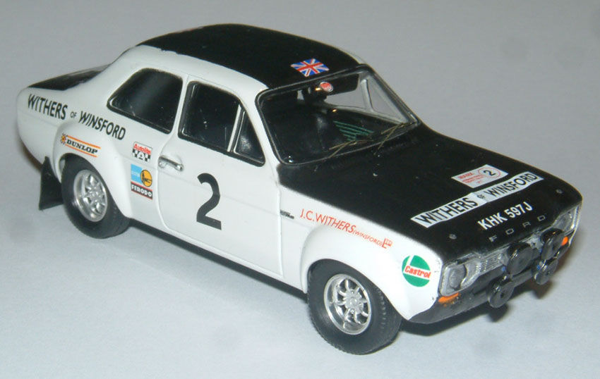 withers of winsford rally cars ford escort rs 1600 roger. Black Bedroom Furniture Sets. Home Design Ideas