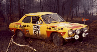Car With Design >> Withers of Winsford Rally Cars - Ford Escort RS1600 Rosemary Smith / Pauline Gullick